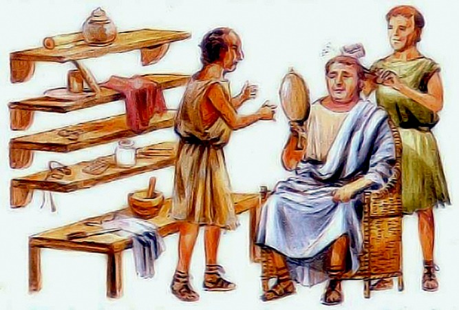 Santabarba, a Lecce la rasatura è culto